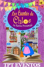 Animaciones y Espectáculos-Los cuentos de Chloe (La Ratita Presumida)