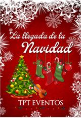 Animaciones y Espectáculos-La llegada de la Navidad