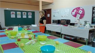Talleres Escolares-Talleres de cocina