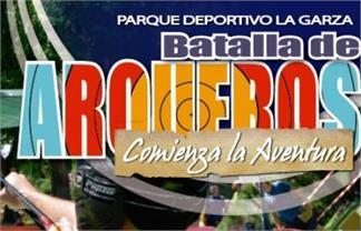 BATALLA DE ARQUEROS - LA GARZA