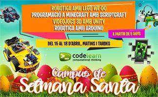 Campus de Programación y Robótica