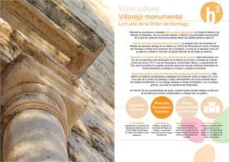 VILLAREJO MONUMENTAL - LA ORDEN DE SANTIAGO