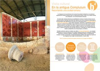 EN LA ANTIGUA COMPLUTUM - ALCALÁ DE HENARES