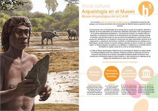 ARQUEOLOGÍA EN EL MUSEO - ARQUEOLÓGICO C.A.M