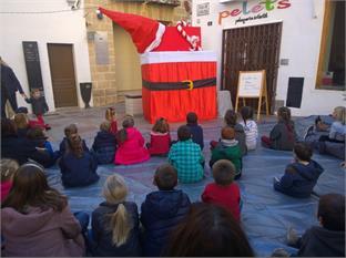 Teatro de títeres navideño-1