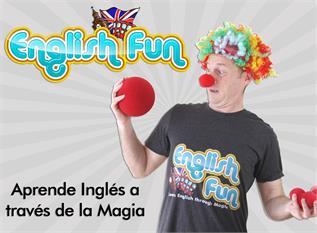 Animaciones y Espectáculos-ENGLISH FUN - Aprende inglés con Magia