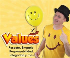 VALUES - Valores