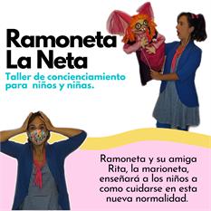Taller de la Ramoneta La Neta - Mans Netes -