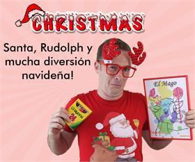Animaciones y Espectáculos-Christmas Navidad Show