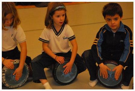 Talleres de percusión para niñas y niños-1