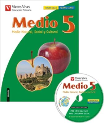MEDIO 5. TODAS LAS PROVINCIAS Y COMUNIDADES