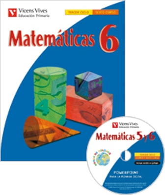 Editoriales-MATEMÁTICAS 6