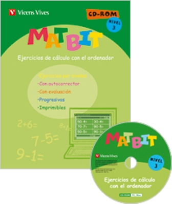 MATBIT CD ROM. De nivel 1 al 6
