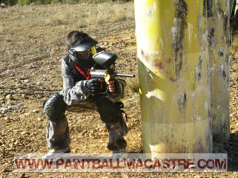 PAINTBALL : PACK 1
