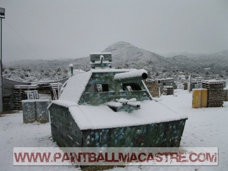 PAINTBALL MACASTRE XTREME:  PACK 4