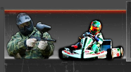 PAINTBALL-KARTS: PACK 1