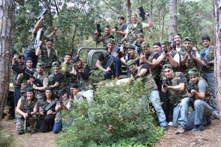 Excursiones Escolares-LASER COMBAT PARA ESCUELAS