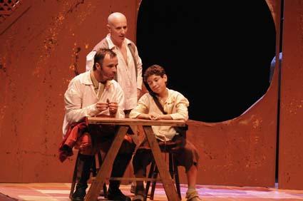 El Lazarillo de Tormes Teatro Bellas Artes