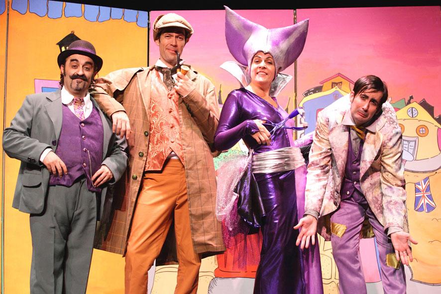 Sherlock Holmes en el Teatro Maravillas