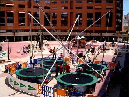 Fiestas Escolares-SKY JUMPER PARA UNA ORIGINAL FIESTA