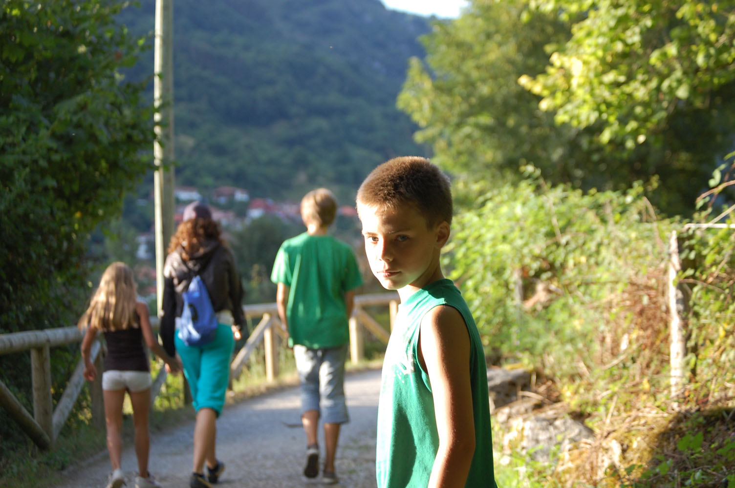 Campamentos Escolares-IDIOMAS Y DEPORTE EN ASTURIAS