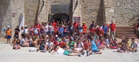 Campamento Internacional verano Costa Blanca
