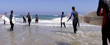 CAMPAMENTO  DE SURF EN JUNIO, PAQUETE 1-1