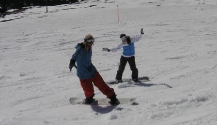 CAMPAMENTOS DE SNOW