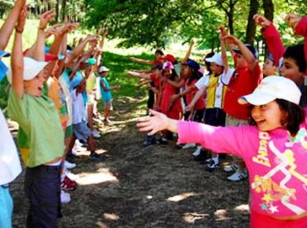 Campamentos Escolares-CAMPAMENTOS AMBIENTALES