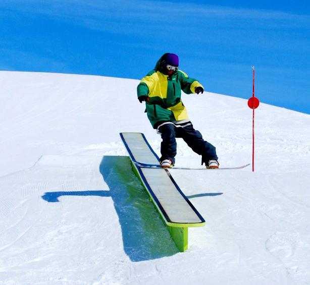 SNOWBOARD Y SKI CAMPS EN FRANCIA