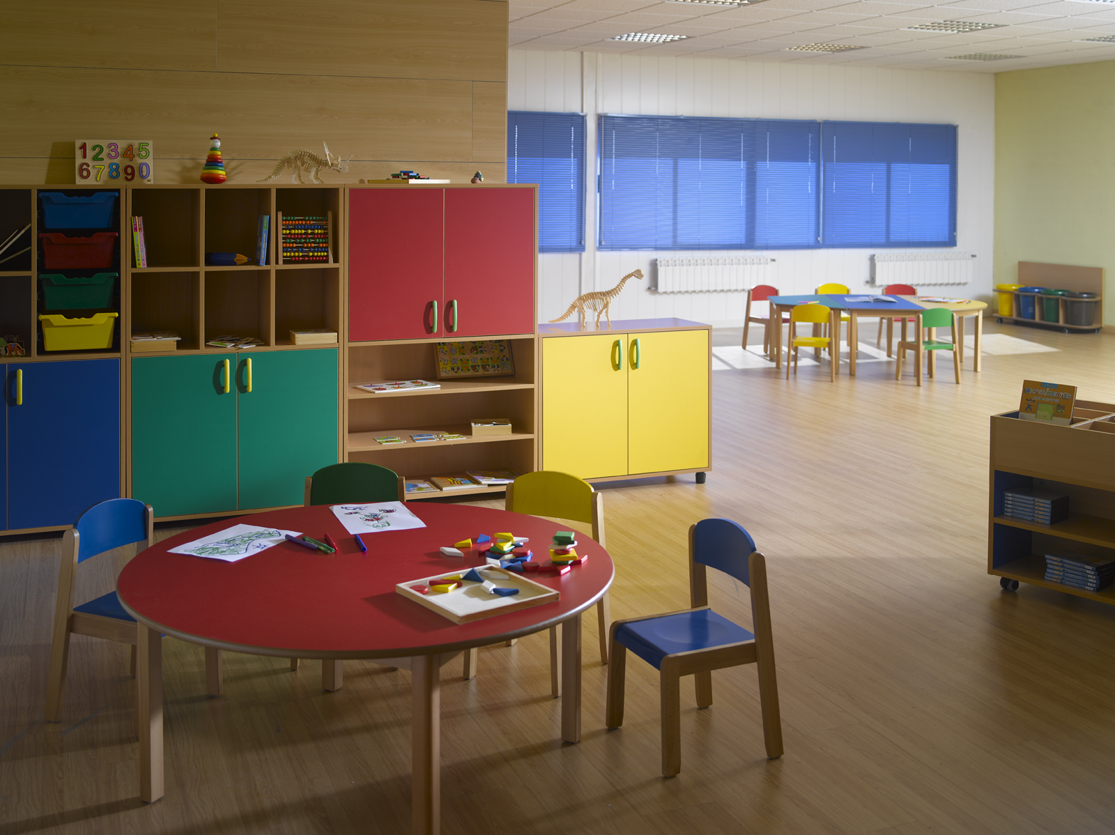 Muebles Coss O Instalaciones Integrales Servicios Para Colegios  # Muebles Educativos