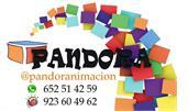 Pandora Animación